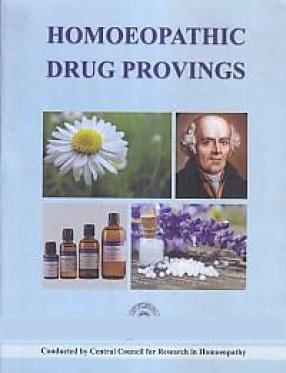 Homoeopathic Drug Provings (In 5 Volumes)