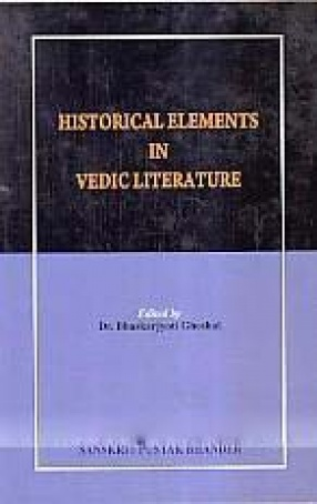 Historical Elements in Vedic Literature