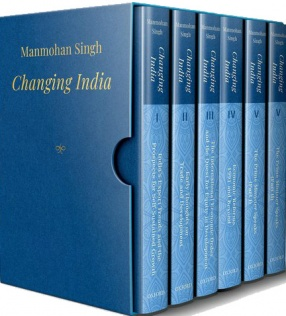 Changing India (In 5 Volumes)