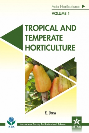 Tropical and Temperate Horticulture (In 2 Volumes)