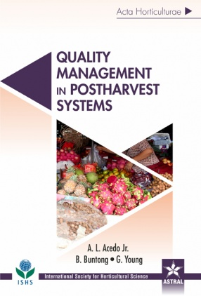 Quality Management in Postharvest Systems