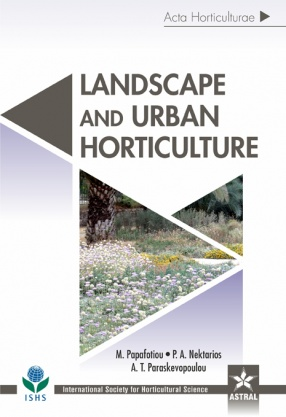 Landscape and Urban Horticulture