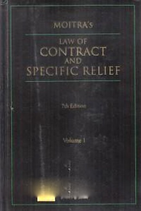Law of Contract and Specific Relief (In 2 Volumes)