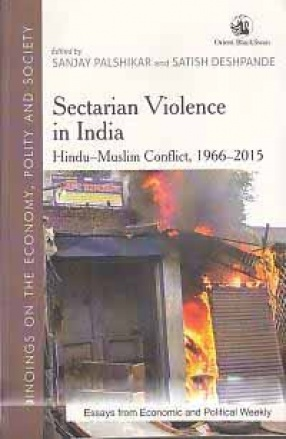 Sectarian Violence in India: Hindu-Muslim Conflict, 1966-2015