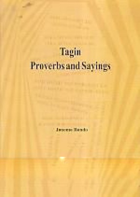 Tagin Proverbs and Sayings