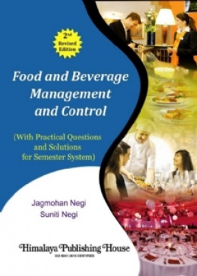 Food and Beverage Management and Control