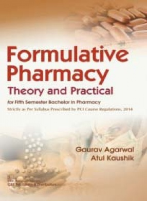 Formulative Pharmacy Theory and Practical