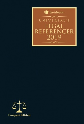 Legal Referencer 2019: Compact Edition