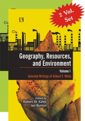 Geography, Resources and Environment (In 2 volumes)