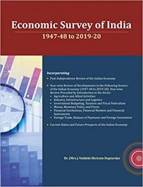 Economic Survey of India: 1947-48 to 2019-20
