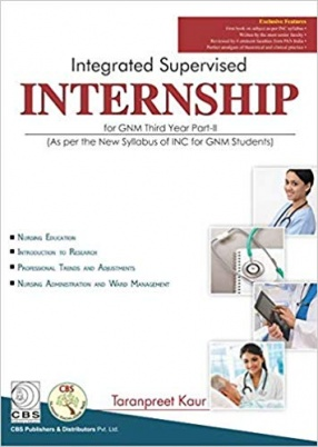 Integrated Supervised Internship for GNM 3rd Year Part-II