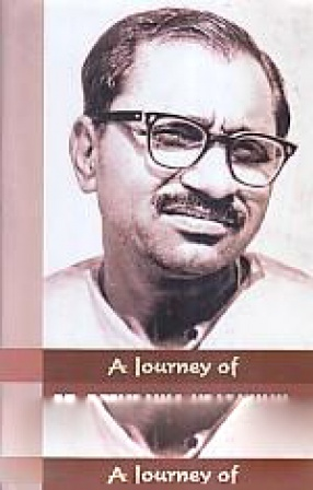 A Journey of Pt. Deendayal Upadhyaya