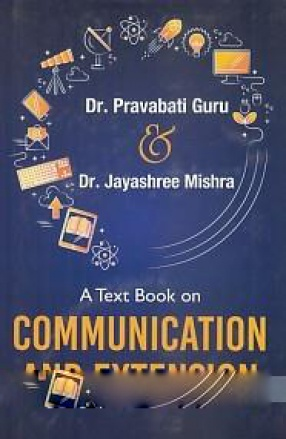 A Text Book On Communication and Extension