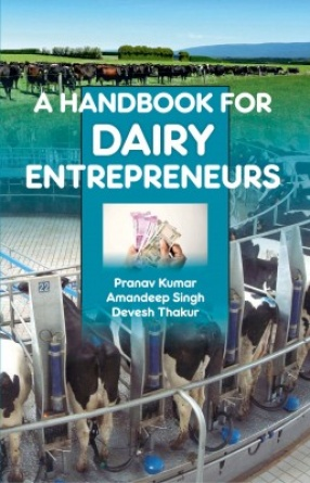 A Handbook For Dairy Entrepreneurs