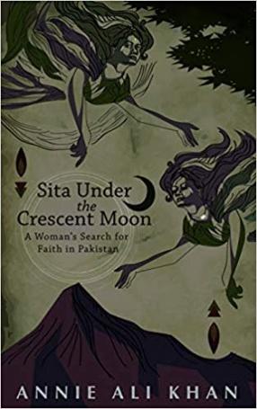 Sita Under the Crescent Moon