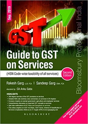 Guide to GST On Services: HSN Code Wise Taxability of all Services