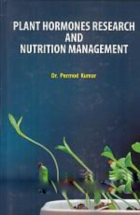 Plant Hormones Research and Nutrition Management