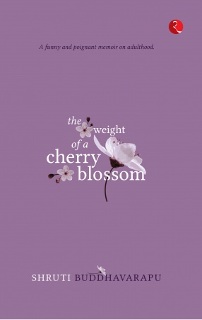 The Weight of a Cherry Blossom