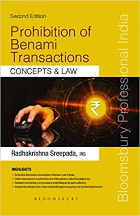 Prohibition of Benami Transactions: Concepts and Law