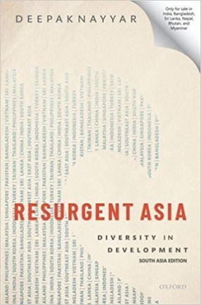 Resurgent Asia: Diversity in Development