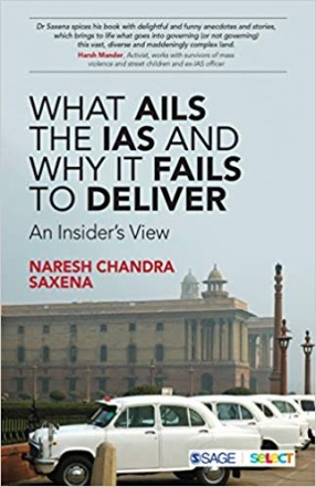 What Ails the IAS and Why It Fails to Deliver: An Insider's View