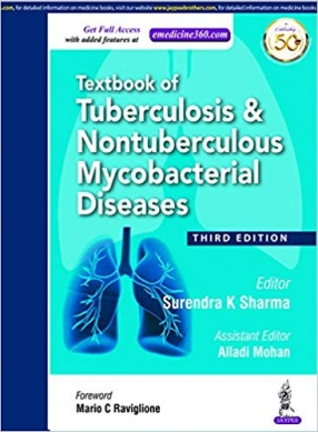 Textbook of Tuberculosis and Nontuberculous Mycobacterial Diseases