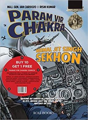 Param Vir Chakra Comics