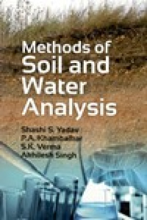 Methods of Soil and Water Analysis
