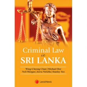 Criminal Law in Sri Lanka