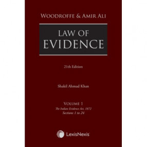 Law of Evidence (In 4 Volumes)