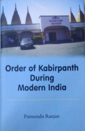 Order of Kabirpanth during Modern India