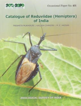 Catalogue of Reduviidae (Hemiptera) of India: Occasional Paper No. 401