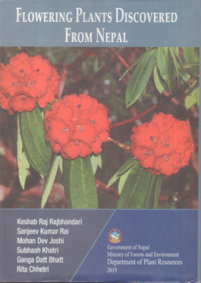 Flowering Plants Discovered from Nepal with Index and Errata