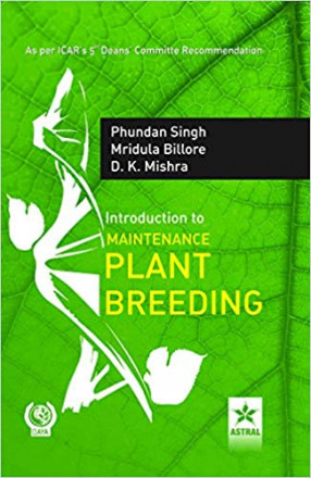 Introduction to Maintenance Plant Breeding