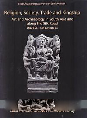 South Asian Archaeology and art 2016 : Research Presented at the Twenty Third Conference of the European Association for South Asian Archaeology and Art, Cardiff 2016