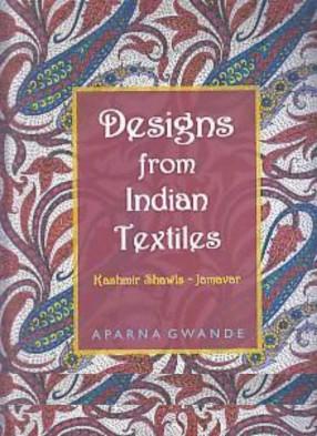 Designs from Indian Textiles: Kashmir Shawls - Jamavar