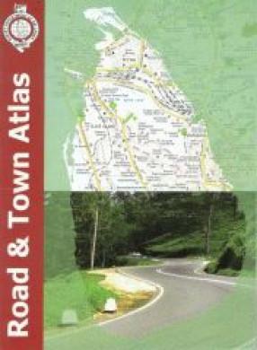 Road And Town Atlas Of Sri Lanka