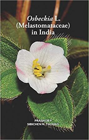 Osbeckia L. (Melastomataceae) in India