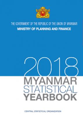 2018 Myanmar Statistical Yearbook