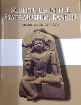 Sculptures in the State Museum, Ranchi