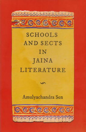 Schools and Sects in Jaina Literature