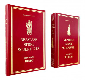 Nepalese Stone Sculptures (In 2 Volumes)