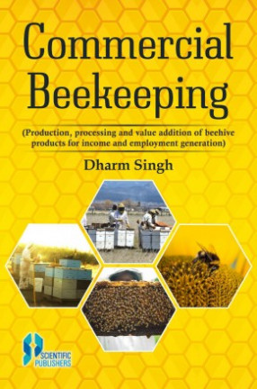 Commercial Beekeeping: Production, Processing and Value Addition of Beehive Products for Income and Employment Generation.
