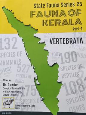 Fauna of Kerala: Part I: Vertebrata