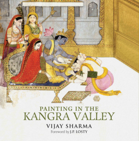 Painting in the Kangra Valley