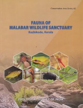Fauna of Malabar Wildlife Sanctuary Kozhikode, Kerala