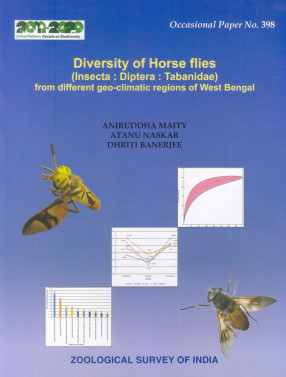 Diversity of Horse Flies (Insecta: Diptera: Tabanidae) from Different Geo-Climatic Regions of West Bengal