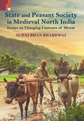 State and Peasant Society in Medieval North India: Essays on Changing Contours of Mewat, Thirteenth to Eighteenth Century