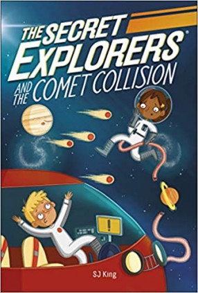 The Secret Explorers and the Comet Collision (Secret Explorers 2)