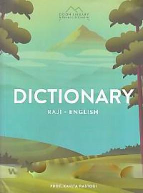 Raji-English Dictionary